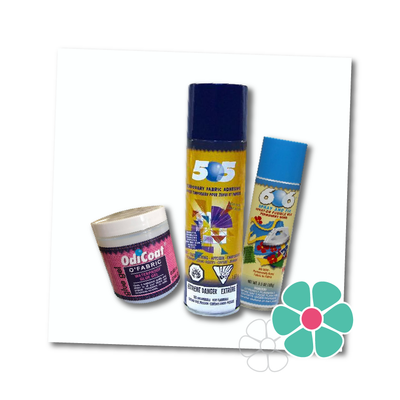 Sprays & Glues