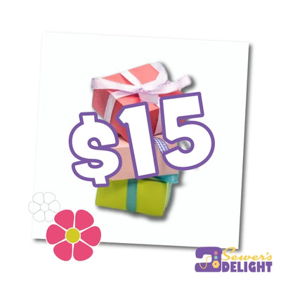 $15 Mystery Fabric Pack Packs