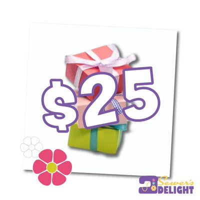 $25 Mystery Fabric Pack Packs