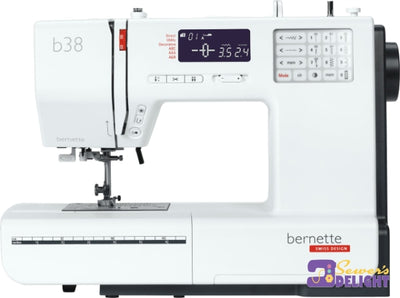 Bernette B38 Sewing Machines