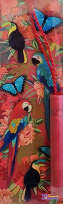 Bookmark & Tassel Mc Caw/ Toucan Gifts