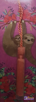 Bookmark & Tassel Sloth Gifts