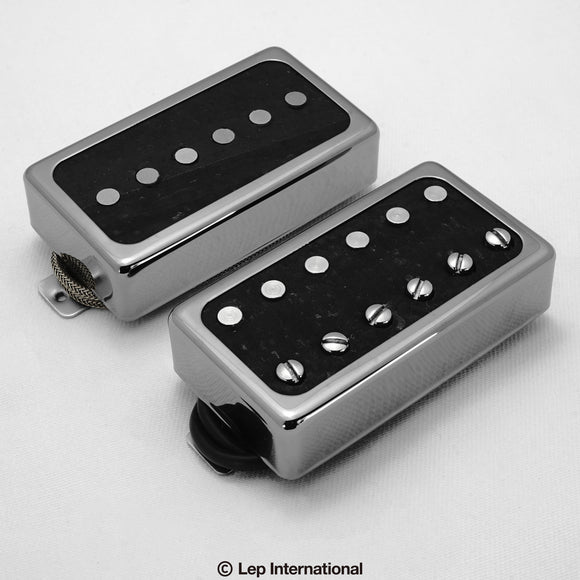 Righteous Sound Pickups 1991 GAZING Set Open Black Metallic Cover / Obsidian Insert / ギター ピックアップ シングルコイル ハムバッカー