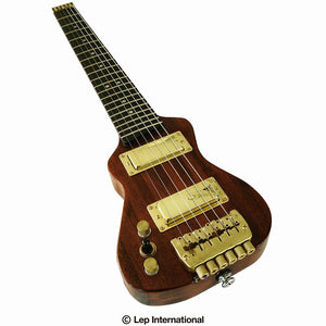 Lap Axe EX-Classic Left Handed Nat Satin/Gold/LH10-1
