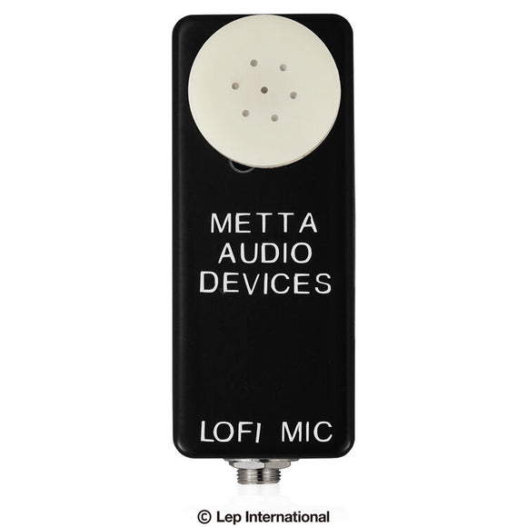 METTA AUDIO DEVICES LO FI MIC / マイク ノイズ