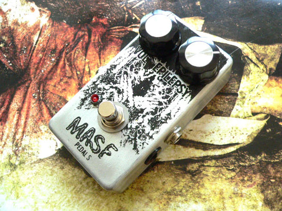 MASF Pedals Epilepsy