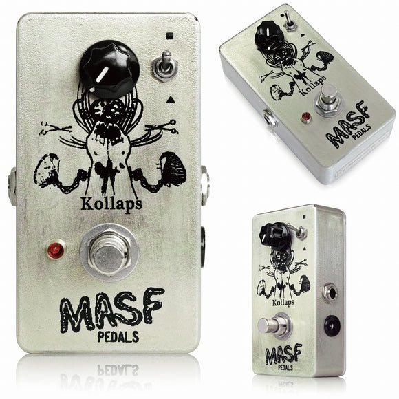 MASF Pedals Kollaps