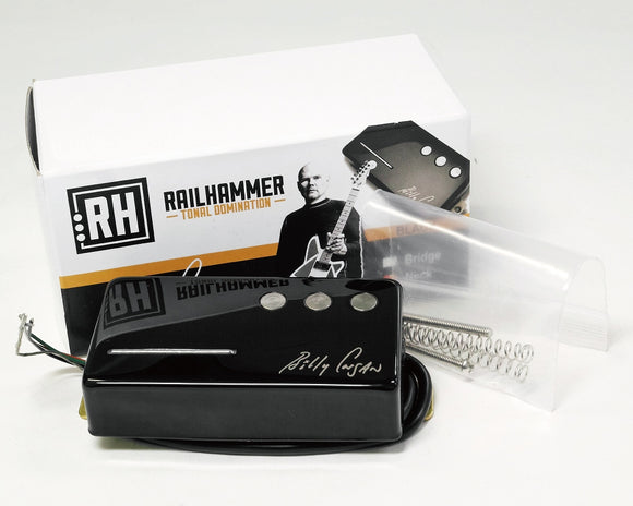 Railhammer Pickups Billy Corgan Signature Black Set