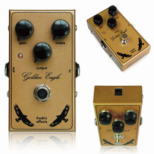 Fredric Effects Golden Eagle