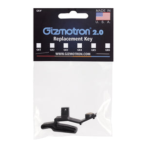 Gizmotron Replacement Guitar&Bass Key #3  (G String) 【ゆうパケット対応可能】
