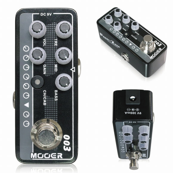 Mooer Micro Preamp 003