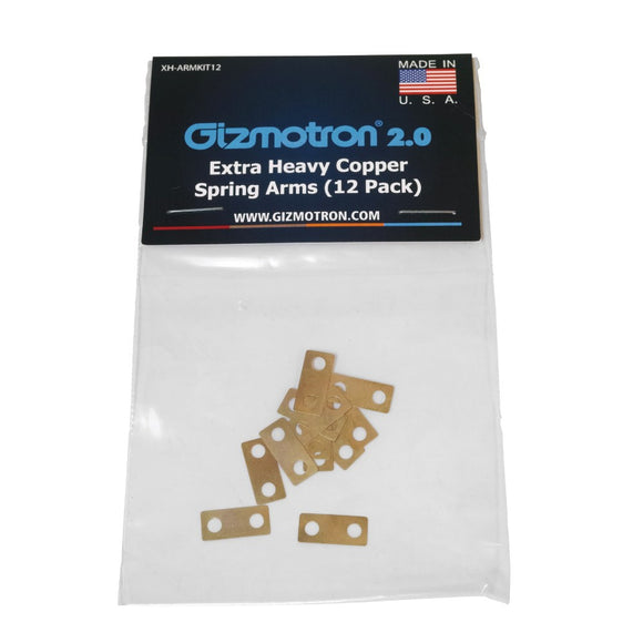 Gizmotron 12 Pack Spring Arms 【ゆうパケット対応可能】