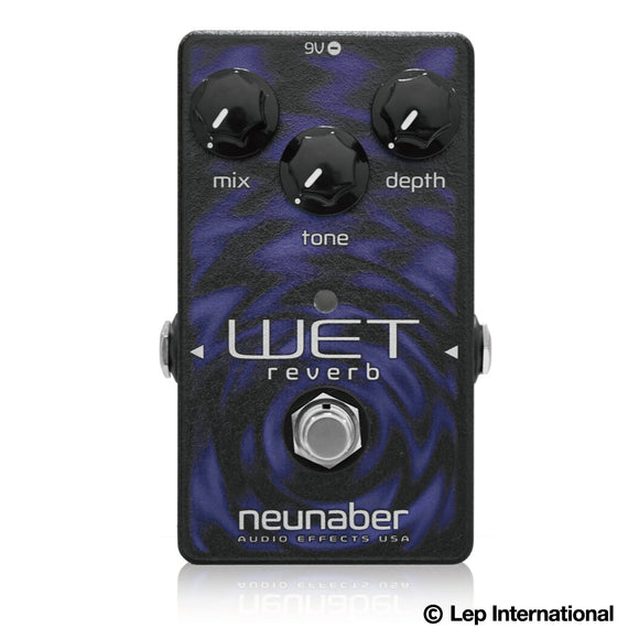 Neunaber Audio Effects Elements Wet Reverb