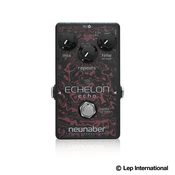 Neunaber Audio Effects Elements Echelon Echo