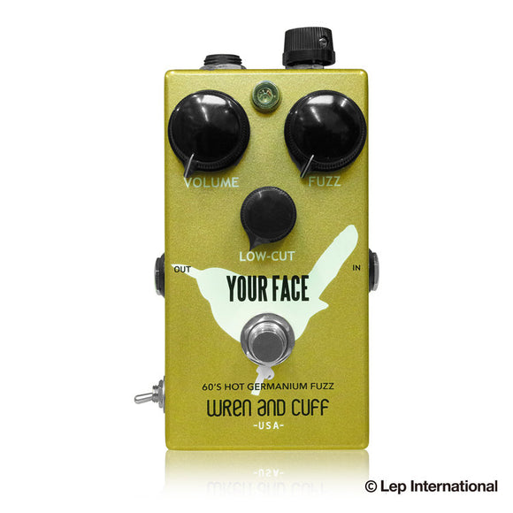 Wren and Cuff Your Face 60's OC75 Rare Germanium Japan Special / ファズ ギター エフェクター