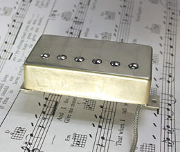 Lundgren Heaven 57 with Aged Nickel Cover ネック 単品 / ラングレン ギター ピックアップ ハムバッカー PAF 1957
