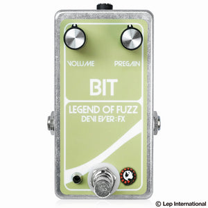 Devi Ever Bit : Legend of Fuzz