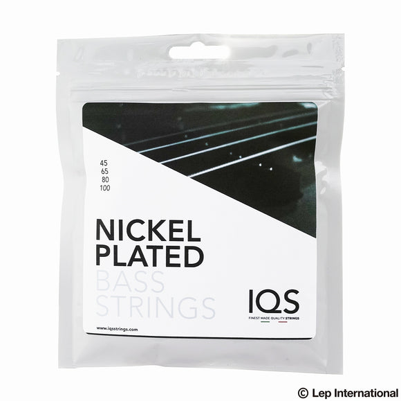 IQS Strings ベース弦 NPS45100 Electric Bass Nickel Plated 45-100