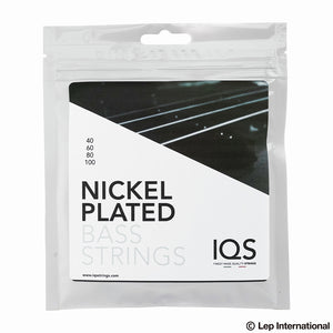 IQS Strings ベース弦 NPS40100 Electric Bass Nickel Plated 40-100