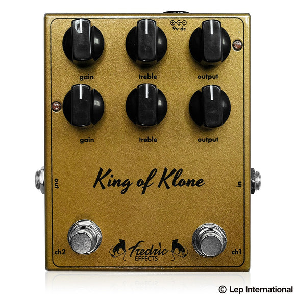 Fredric Effects King of Klone