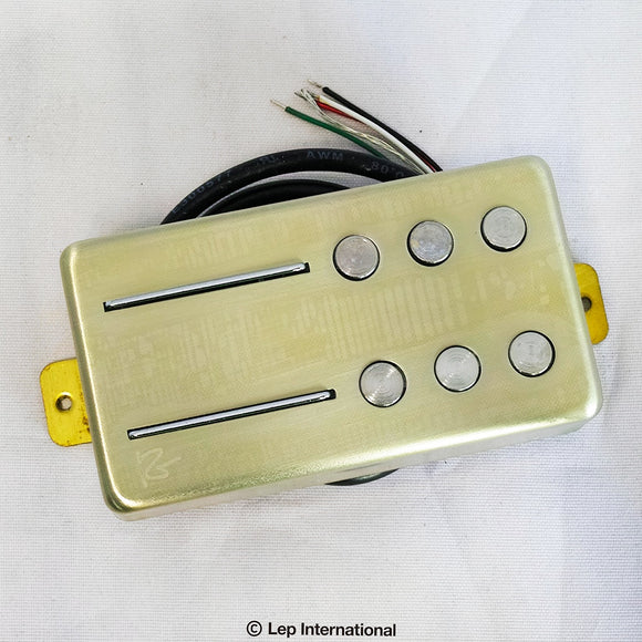 Railhammer Pickups Reeves Gabrels Brushed Nickel Bridge / ブリッジ (リア) 単品 ギター ハムバッカー ピックアップ リーブス・ガブレルズ シグネチャーモデル