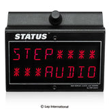 Step Audio STATUS / MIDI コントローラー