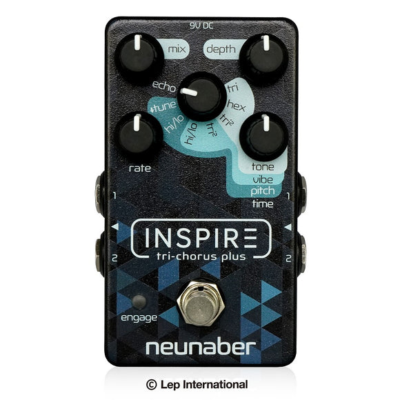 Neunaber Audio Effects Inspire Tri-Chorus Plus / コーラス エフェクター ギター