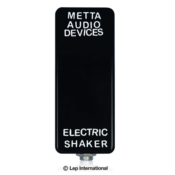 METTA AUDIO DEVICES  ELECTRIC SHAKER / エレクトリックシェイカー