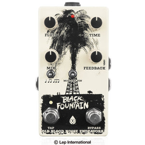 Old Blood Noise Endeavors Black Fountain V3 w/ Tap Tempo ディレイ ギター エフェクター
