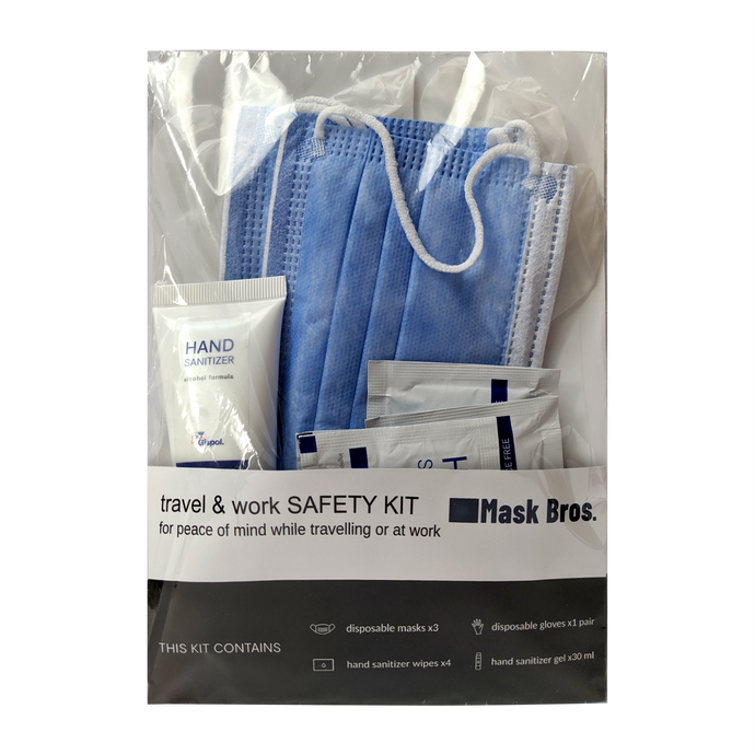 Daily Work & Travel Hygiene Kits