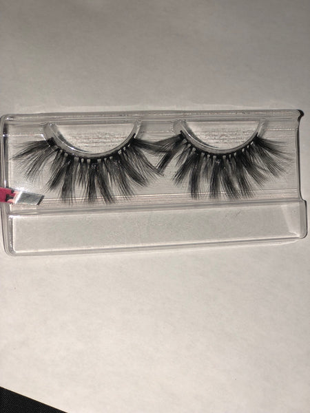 """First Class"" Lashes"