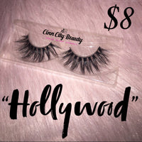 """Hollywood"" 5D Mink Lashes"