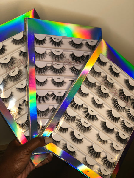 Once Upon A Lash Book: Fairytale Edition