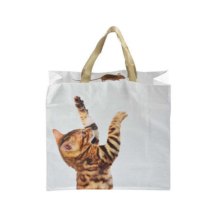 Cat & Mouse Shopping Bag