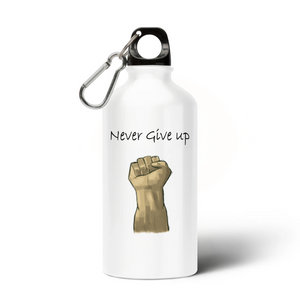 Never Give Up - Gourde