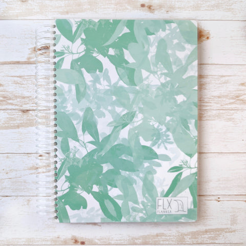Leaves Undated 4-Month Hybrid FLX Planner
