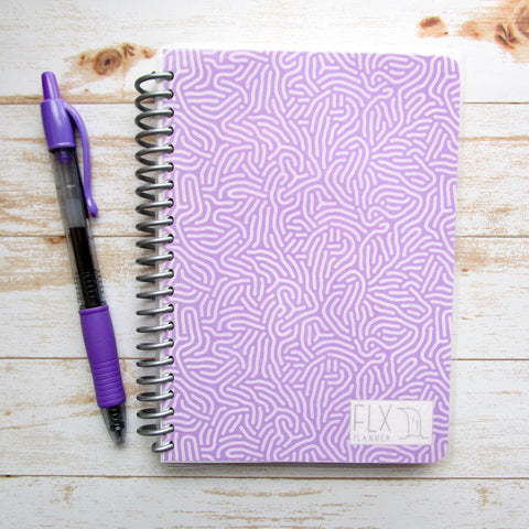 Micro Daily (Undated 3-Month) FLX Planner