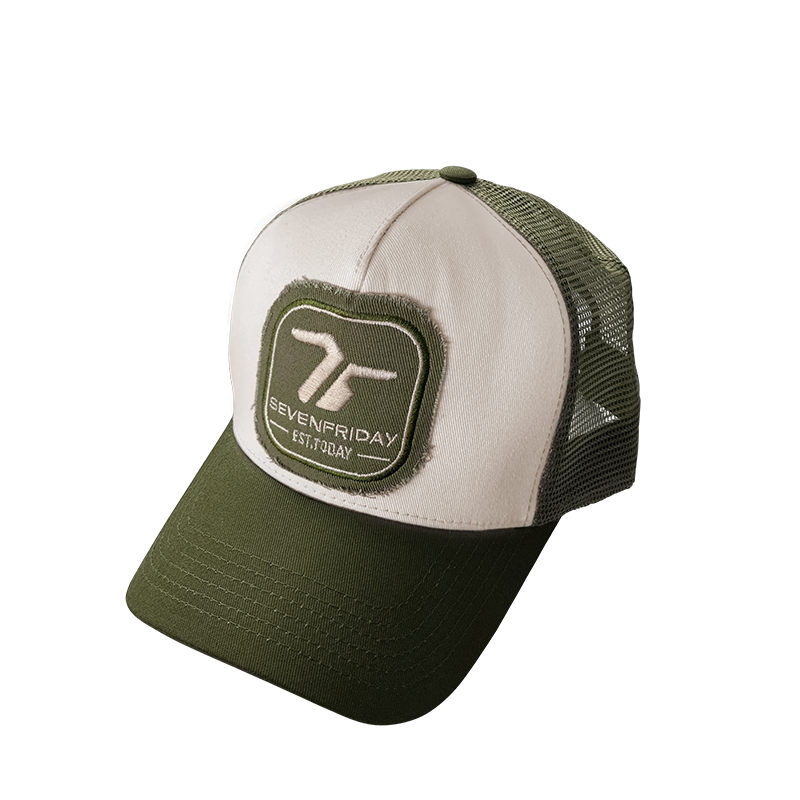 SEVENFRIDAY Cap, Green