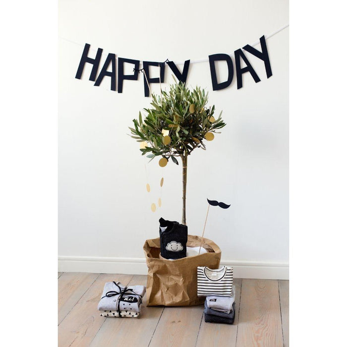 Haarlint | Happy Day Zwart