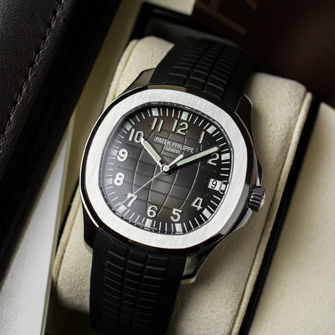 Patek Philippe 5167 with Rubber Strap