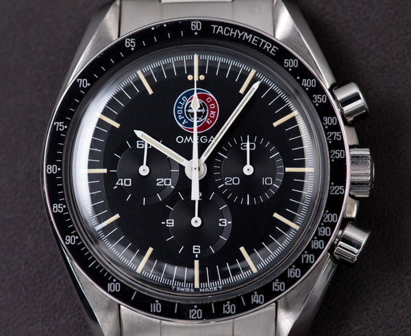 Omega Apollo Soyuz Speedmaster