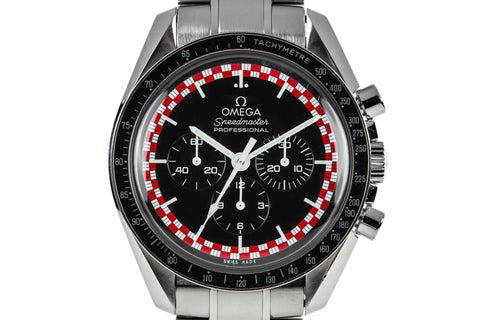 Omege Speedmaster Racing Tin Tin