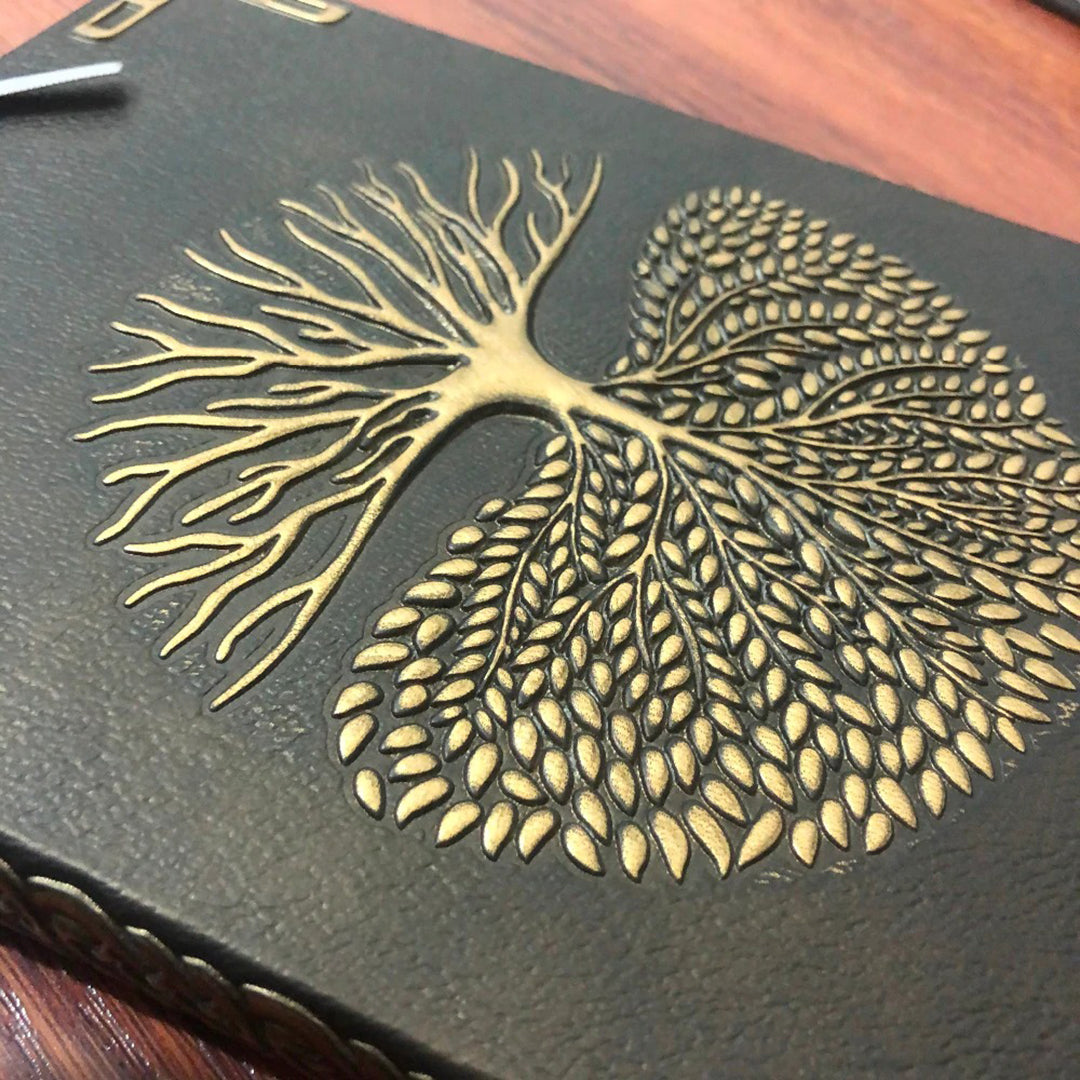 The Tree of Life Writing Notebook