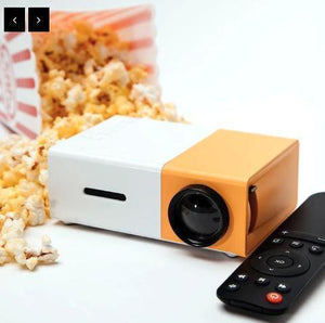 PocketOptics Mini HD Movie Projector