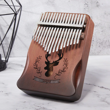 Load image into Gallery viewer, Gorgeous 17 Keys Kalimba Absolutely wonderful instrument