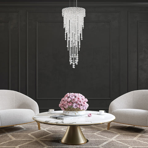 Hanging lights in Rooms with High Ceilings