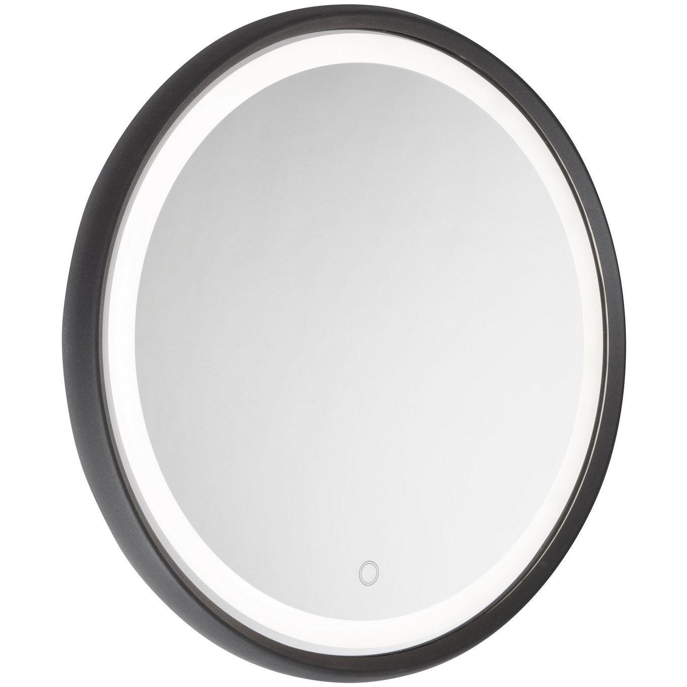 Artcraft Lighting - AM316 - LED Mirror - Reflections - Matte Black