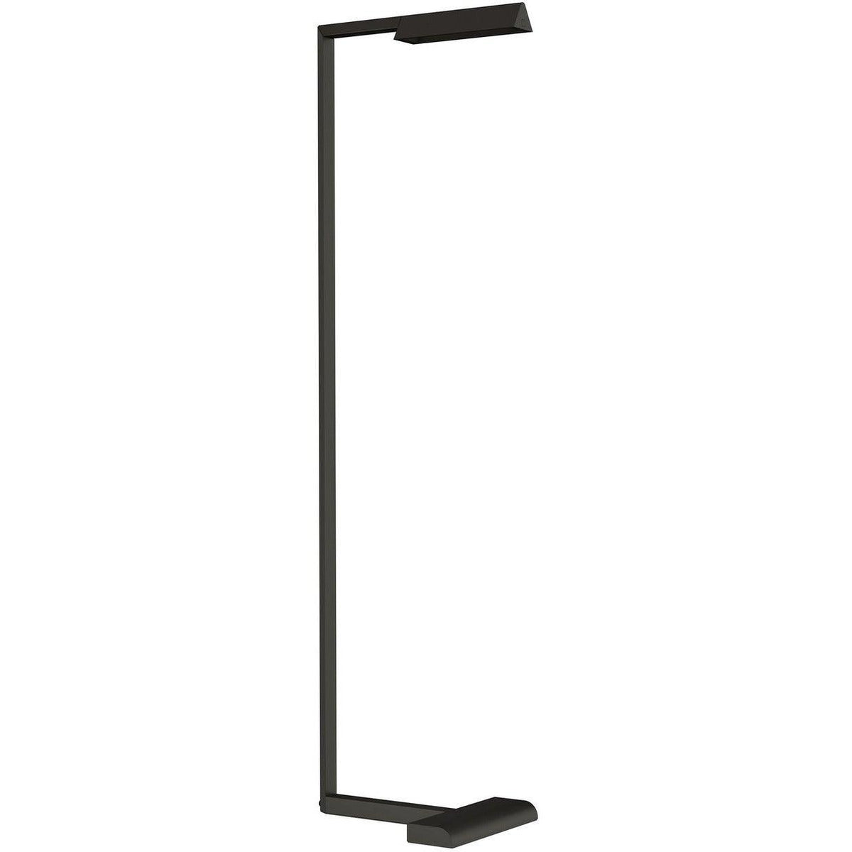 Tech Lighting - 700PRTDES46B-LED927 - LED Floor Lamp - Dessau - Nightshade Black