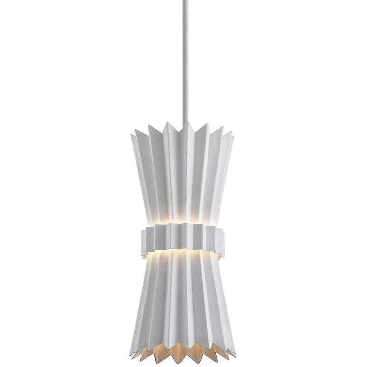 Corbett Lighting - 313-41 - Pendant - Moxy - Gesso White