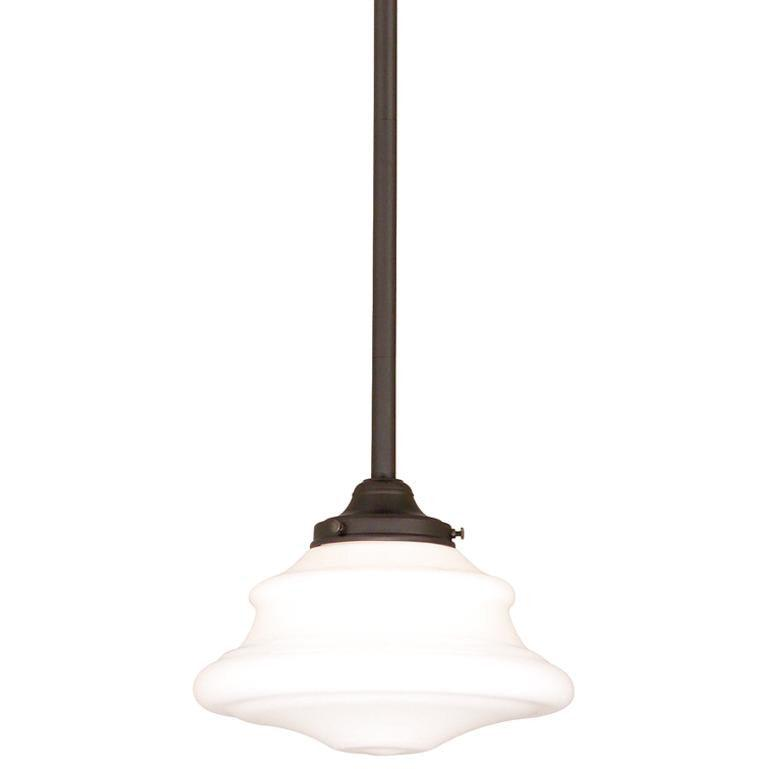 Hudson Valley - 3409-OB - One Light Pendant - Petersburg - Old Bronze